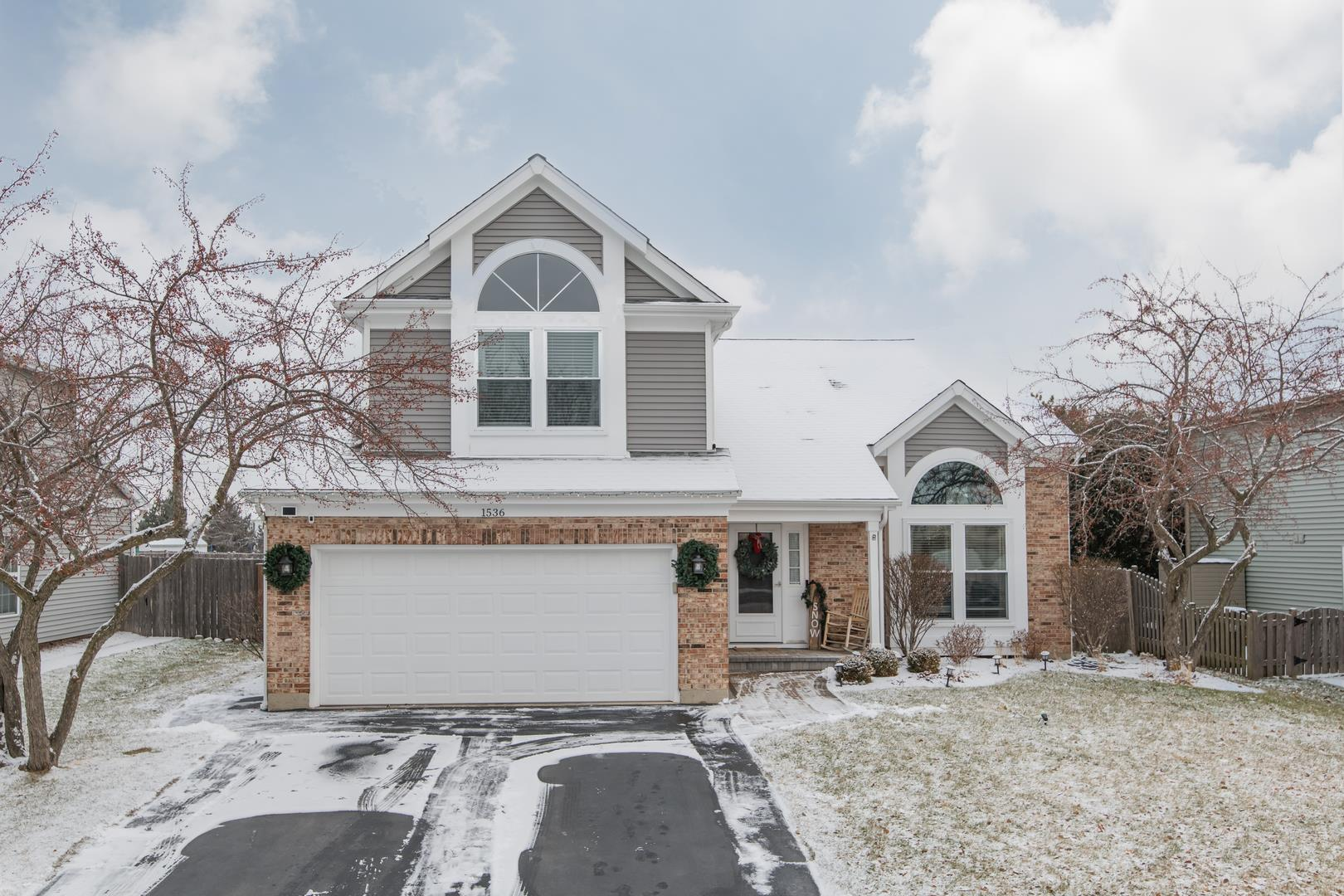 1536 Stockton Lane, Crystal Lake, IL 60014 - #: 10594655