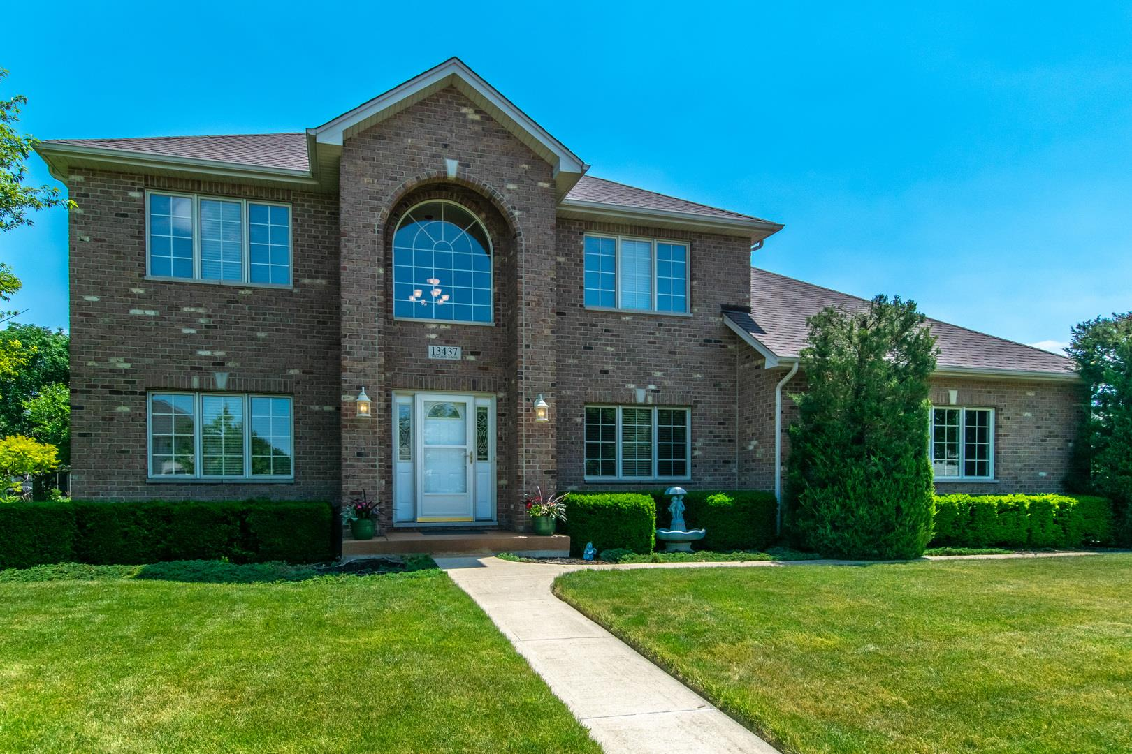 13437 Meadow Lane, Plainfield, IL 60585 - #: 10744656