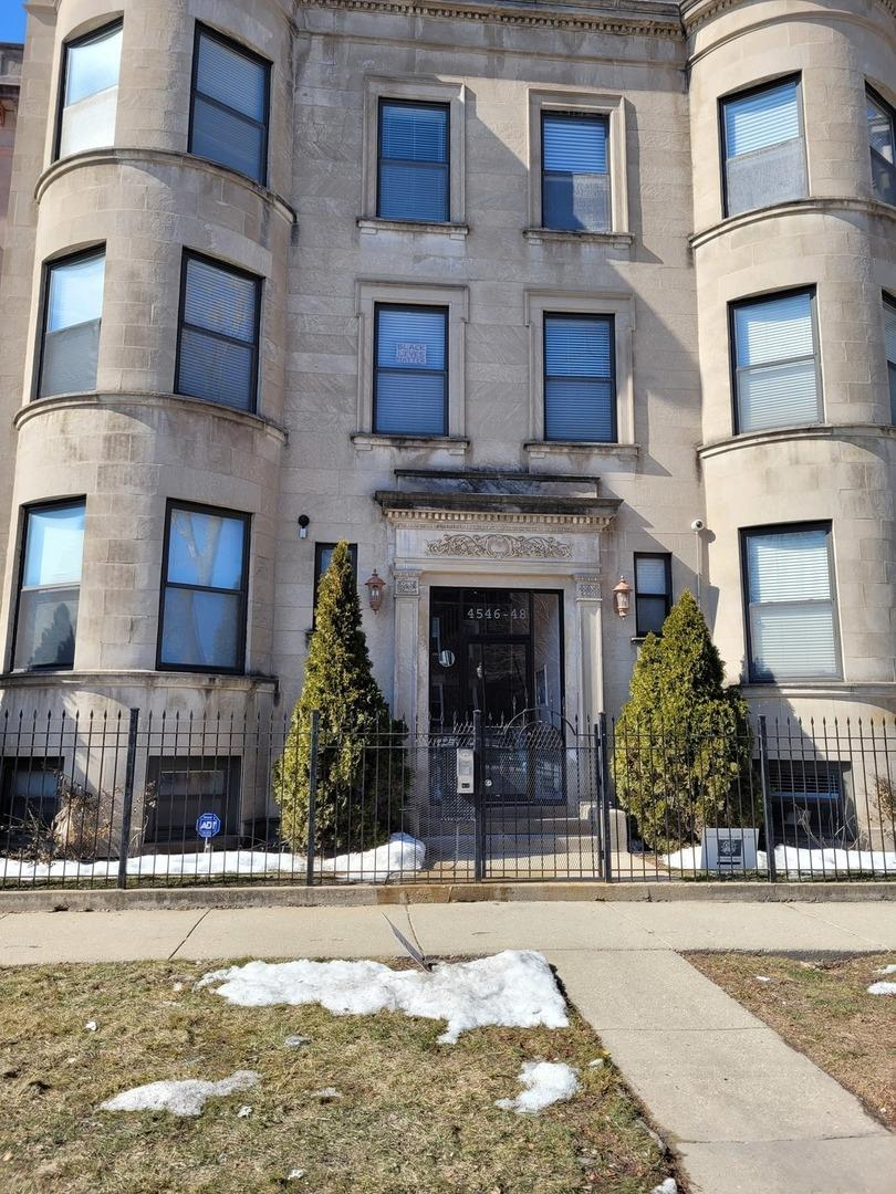 4546 S Indiana Avenue #2N, Chicago, IL 60653 - #: 10993656