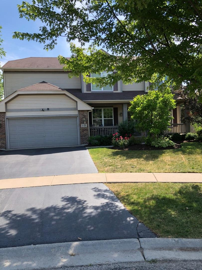 648 PORTSMOUTH Drive, Pingree Grove, IL 60140 - #: 11135656