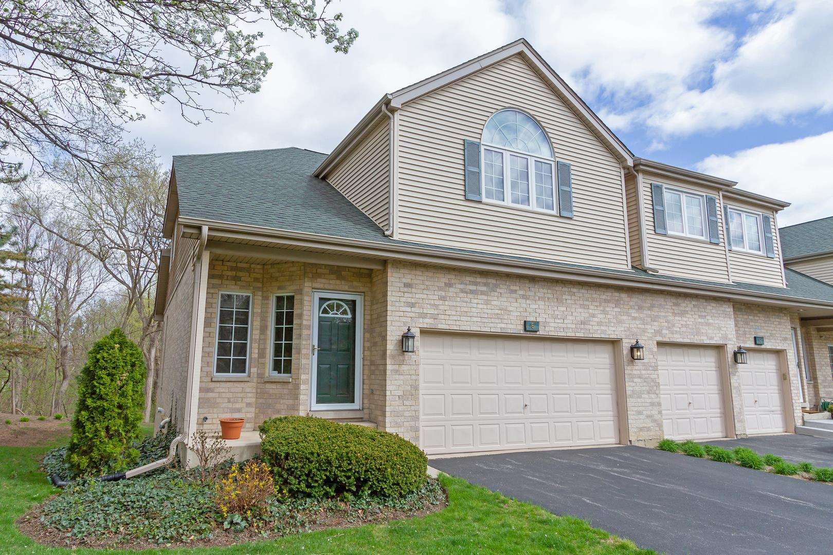 6 Charlemagne Circle, Roselle, IL 60172 - #: 11056657