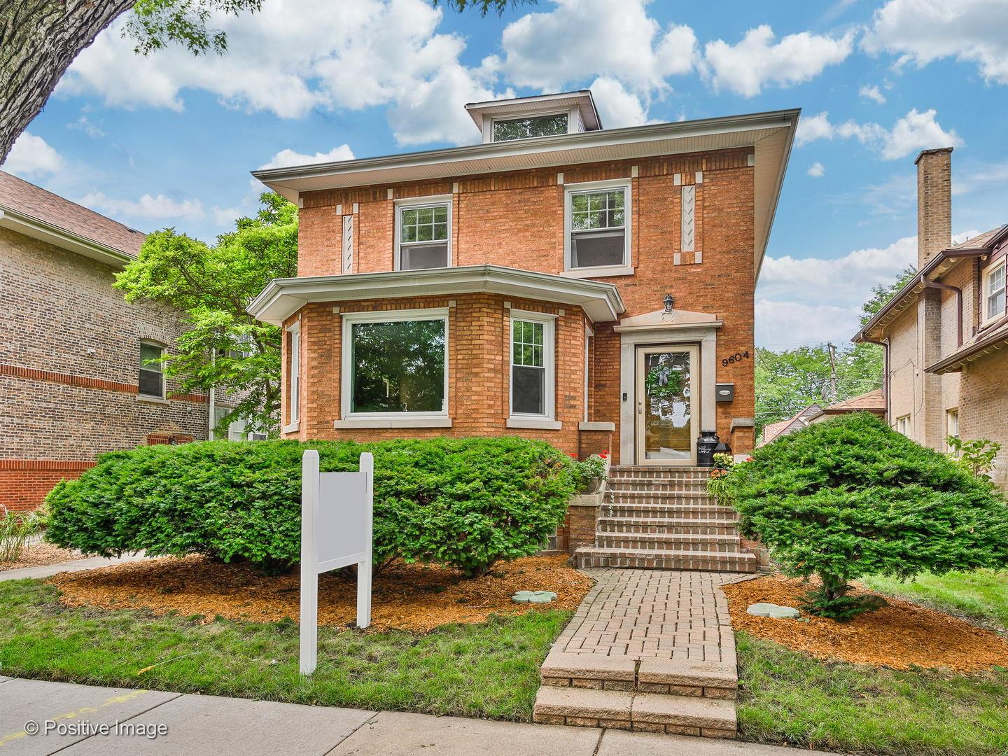 9604 S Hamilton Avenue, Chicago, IL 60643 - #: 10854658