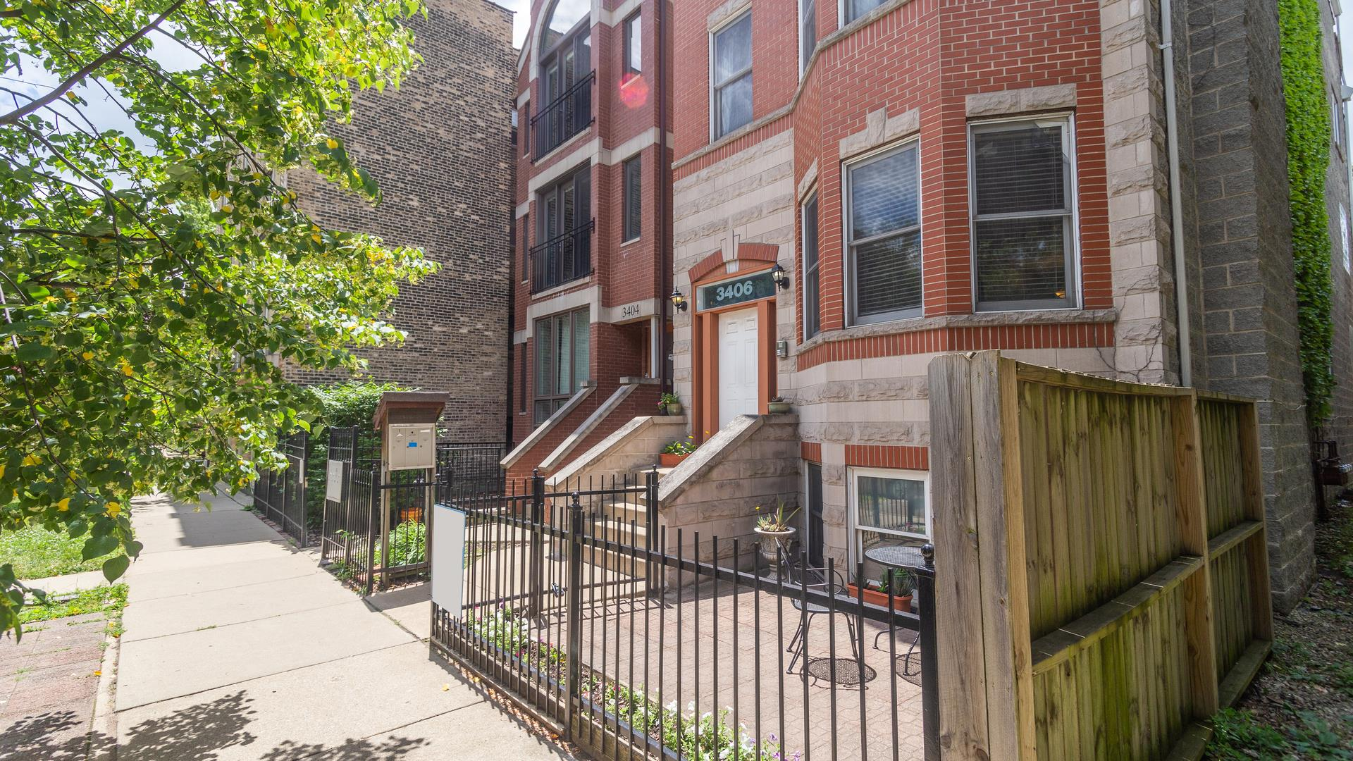 3406 N Seminary Avenue #2, Chicago, IL 60657 - #: 10890658