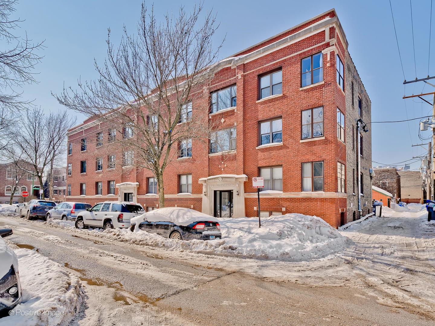 3910 N Wolcott Avenue #3, Chicago, IL 60613 - #: 11003658