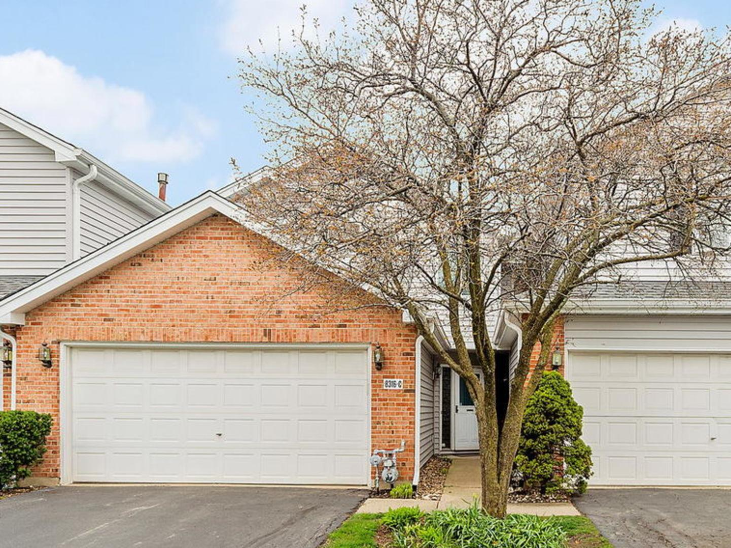 8316 Highpoint Circle #C, Darien, IL 60561 - #: 10881659