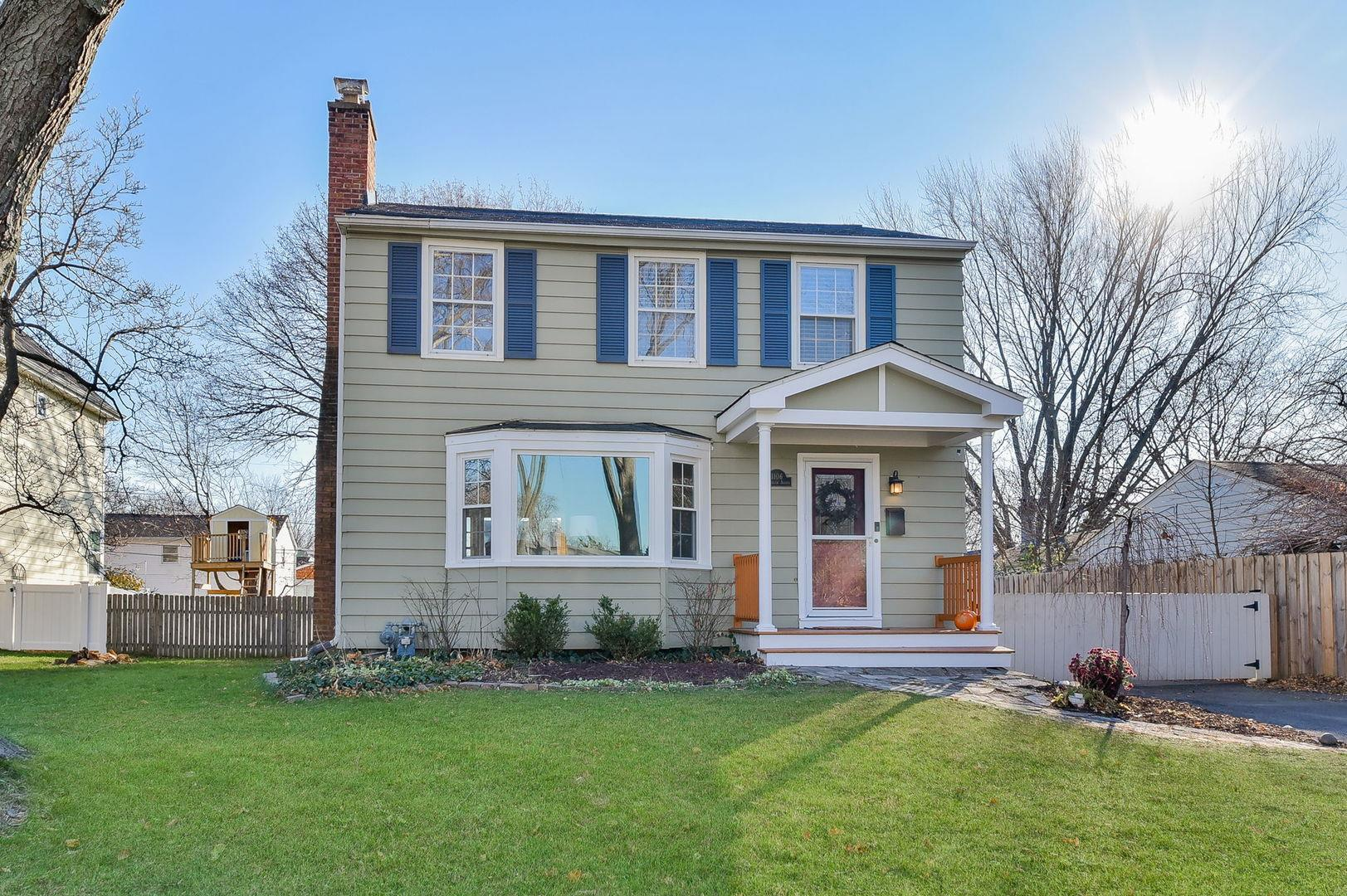 1106 E Willow Avenue, Wheaton, IL 60187 - #: 10937661