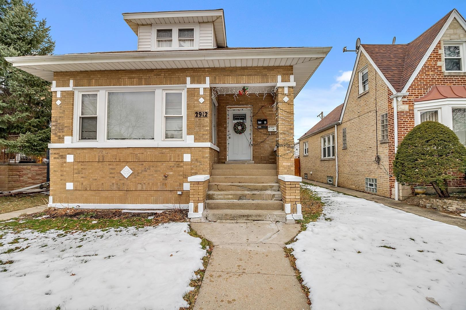 2912 N Oak Park Avenue, Chicago, IL 60634 - #: 11040661