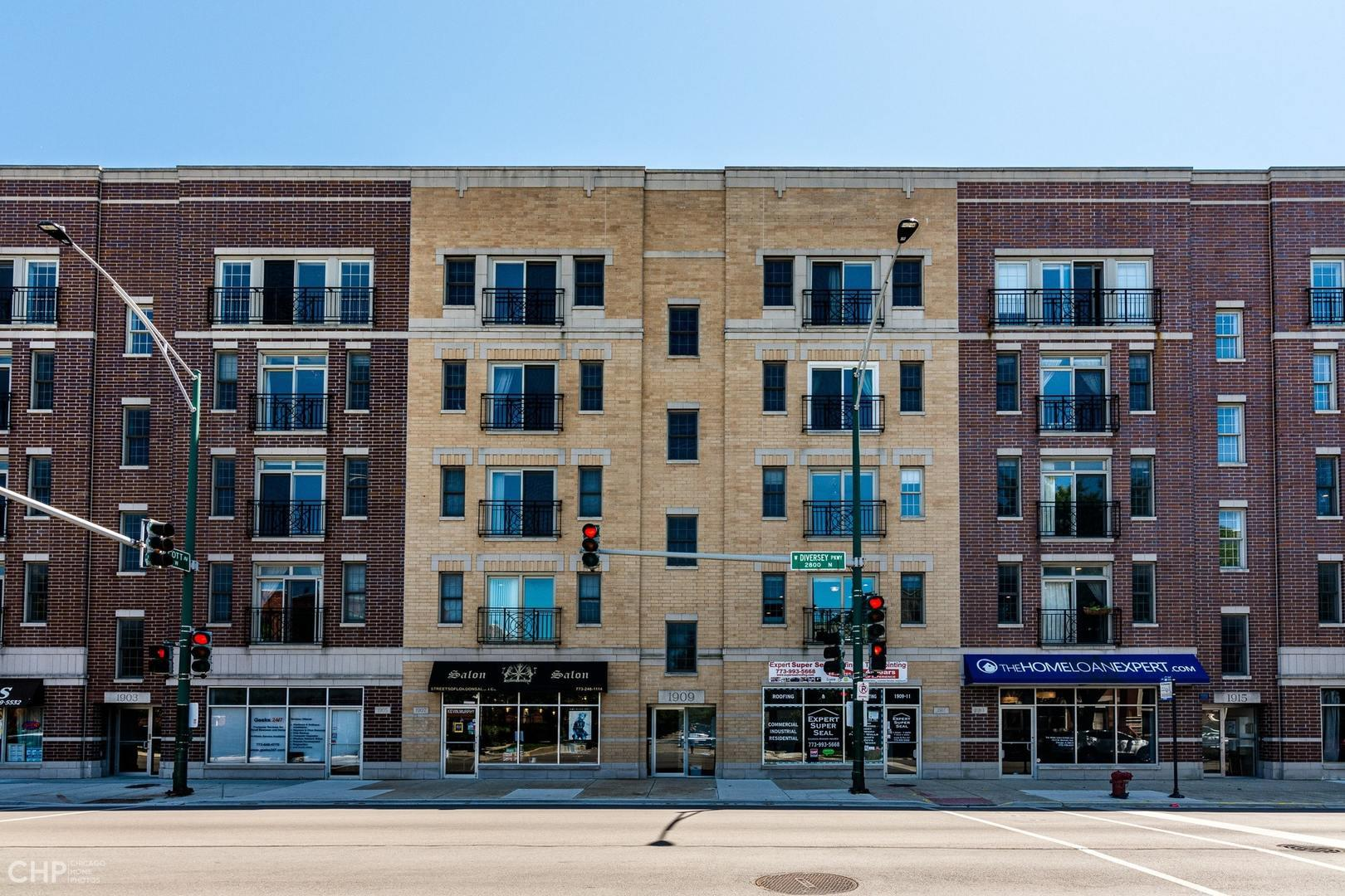 1909 W Diversey Parkway #202, Chicago, IL 60614 - #: 10743662