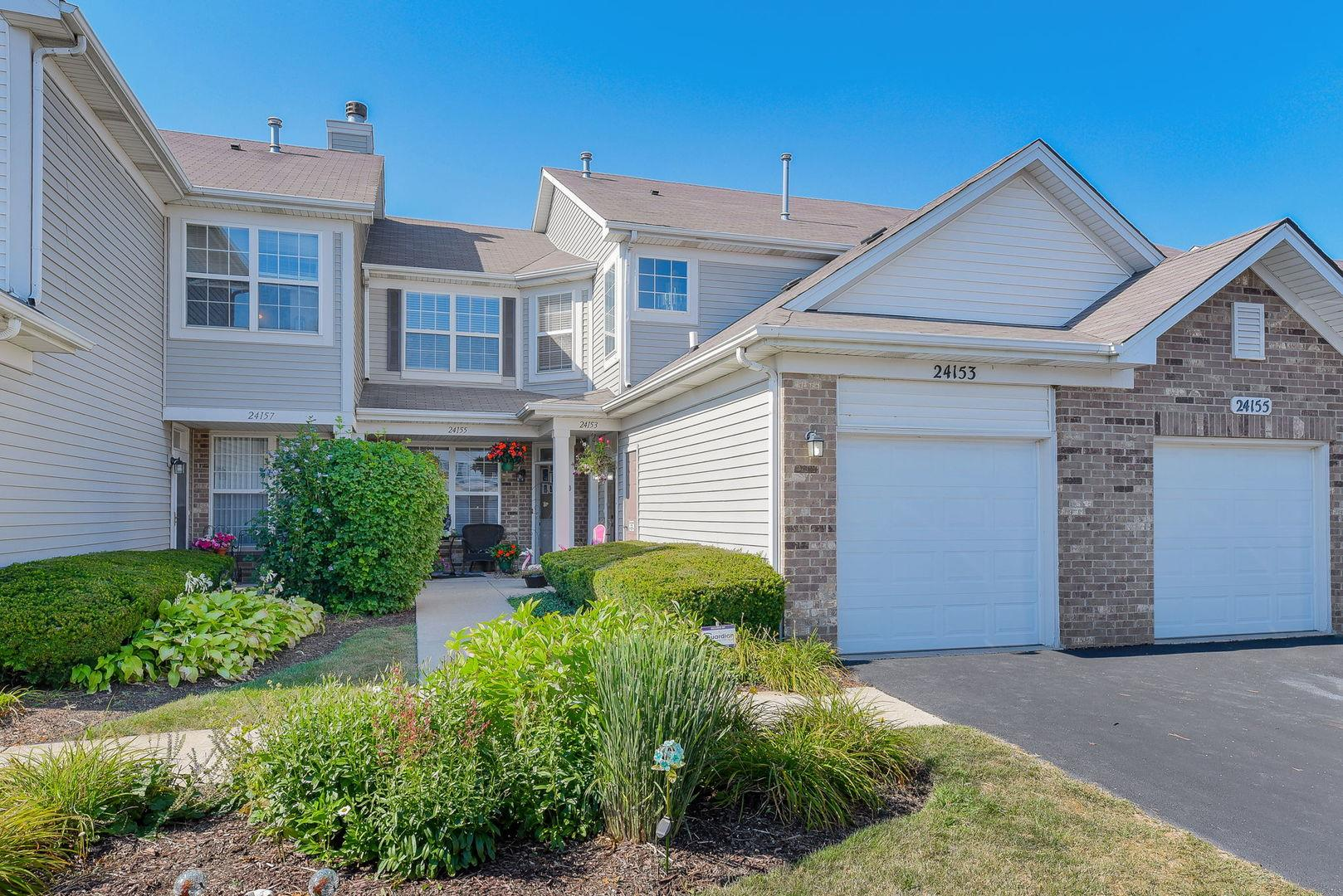 24153 Pear Tree Circle, Plainfield, IL 60585 - #: 10828663
