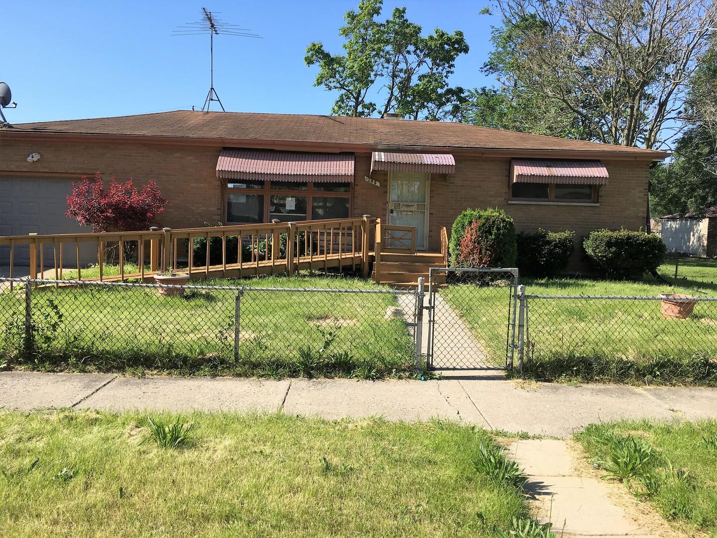 208 Morgan Street, Chicago Heights, IL 60411 - #: 10414664
