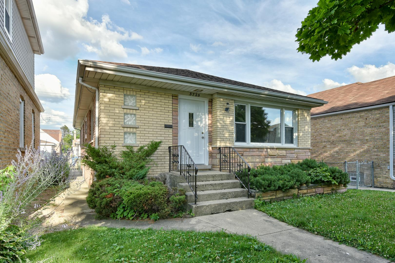 3725 N PAGE Avenue, Chicago, IL 60634 - #: 10851664