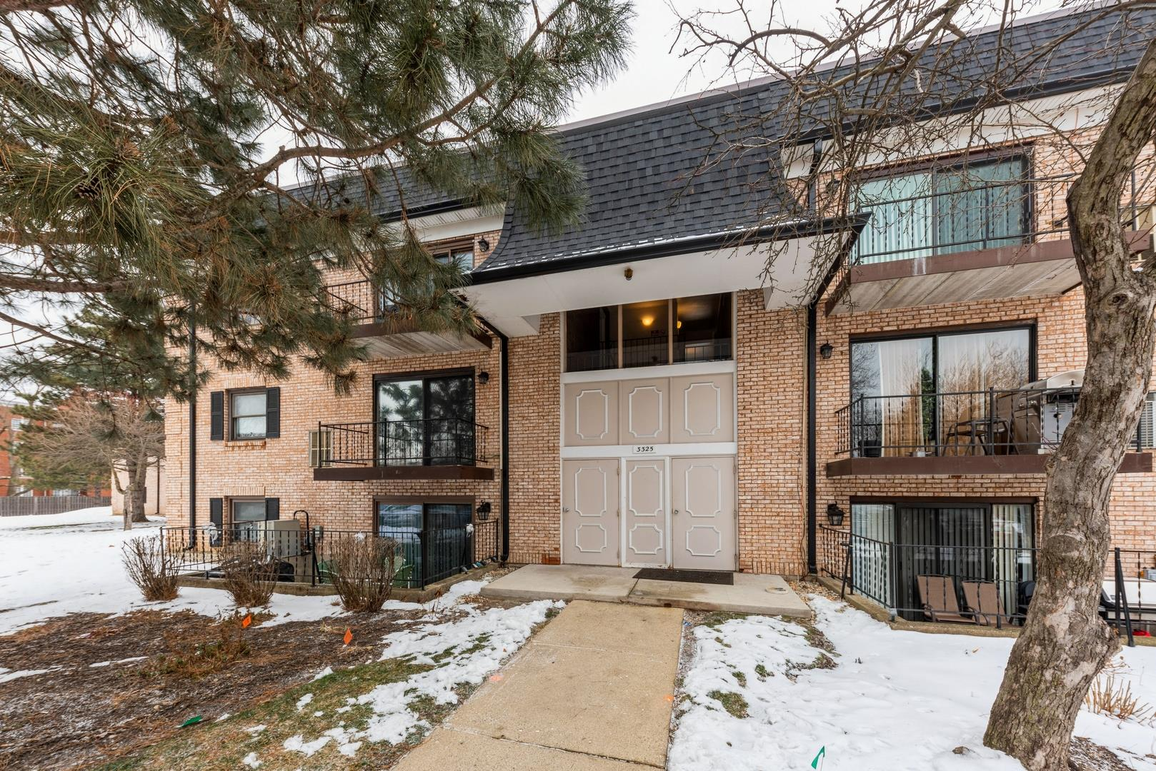 3325 Kirchoff Road #3A, Rolling Meadows, IL 60008 - #: 10969664