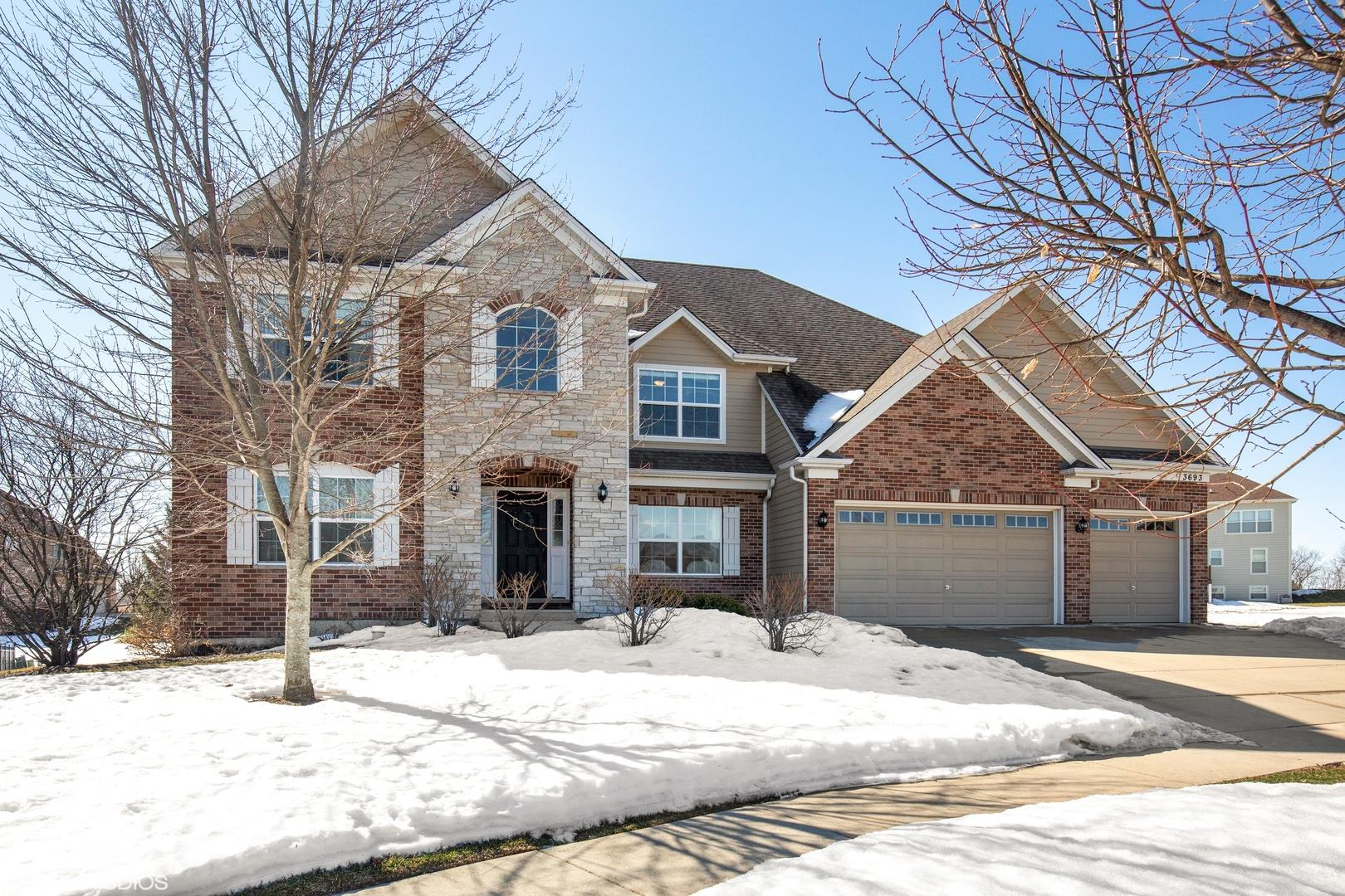 3693 Heathmoor Court, Elgin, IL 60124 - #: 11013664