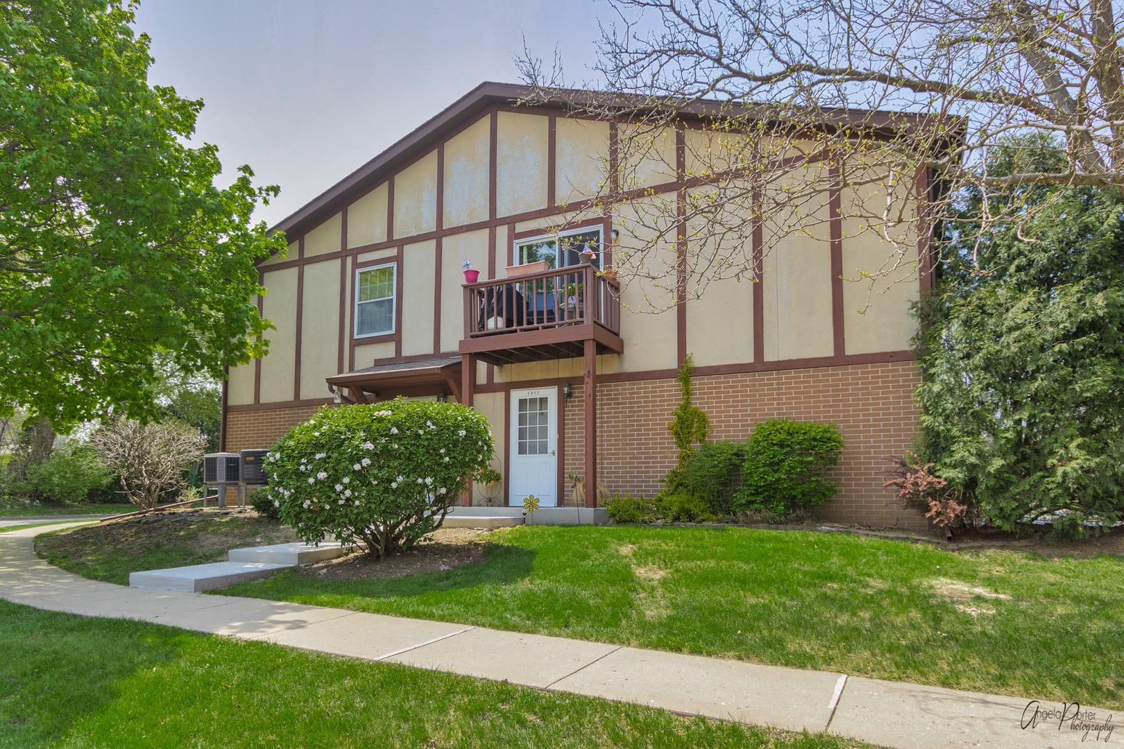 1011 Greenwood Circle #1011, Woodstock, IL 60098 - #: 11067666