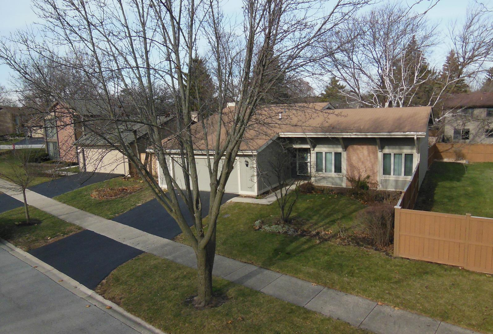 542 Bryce Trail, Roselle, IL 60172 - #: 10954668