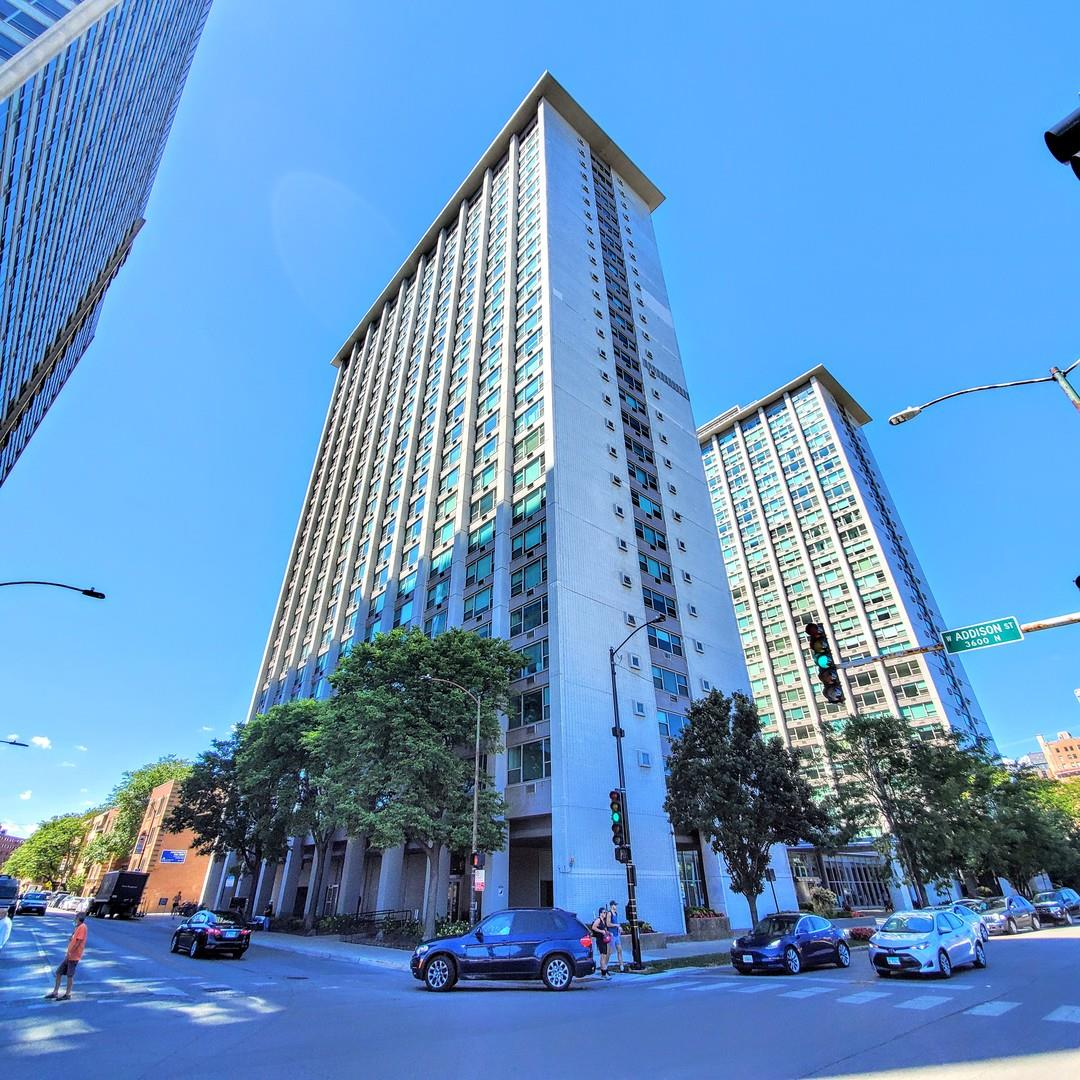 3600 N LAKE SHORE Drive #1808, Chicago, IL 60613 - #: 10861670