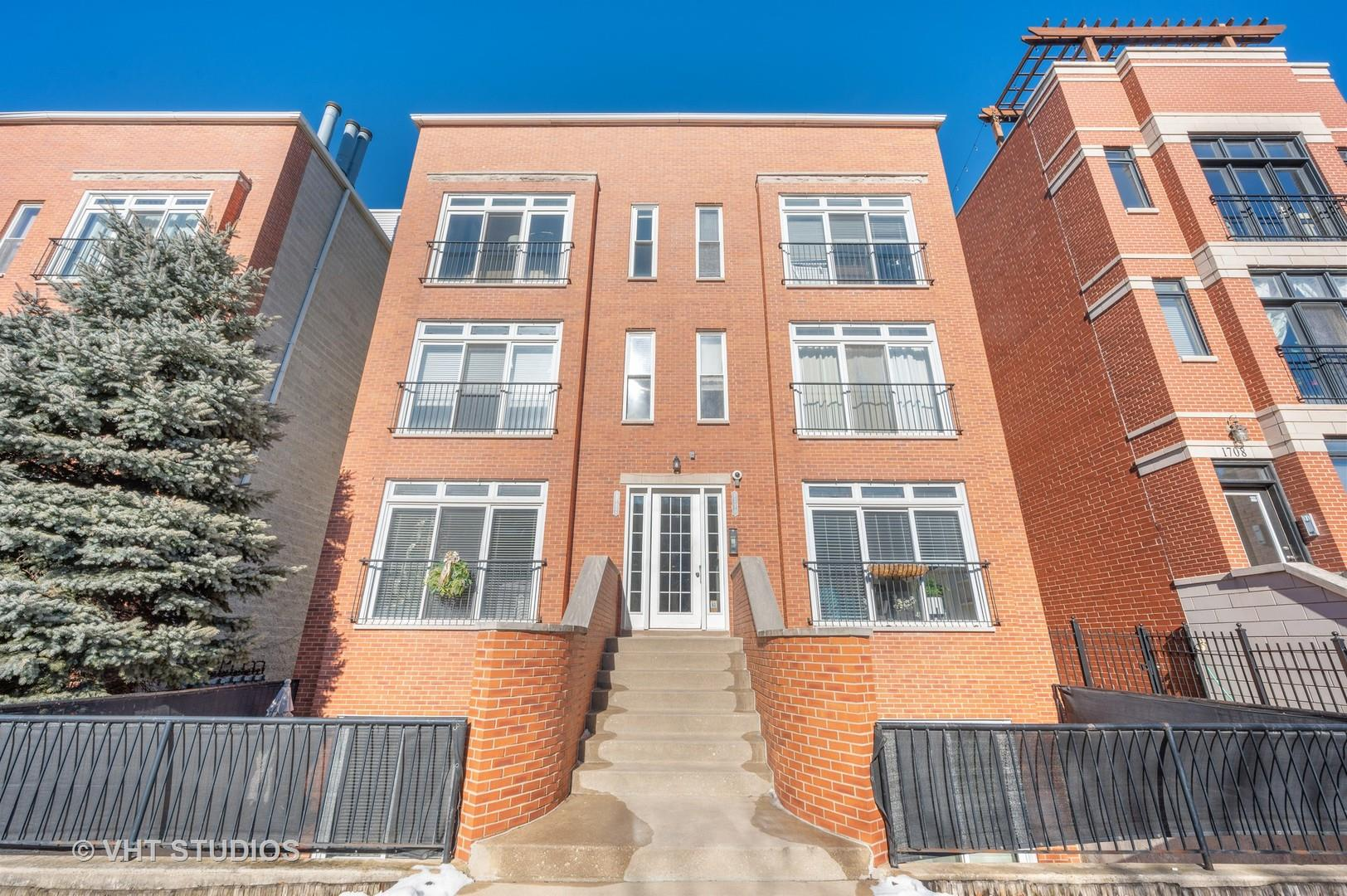 1712 W Diversey Parkway #3, Chicago, IL 60614 - #: 10970670