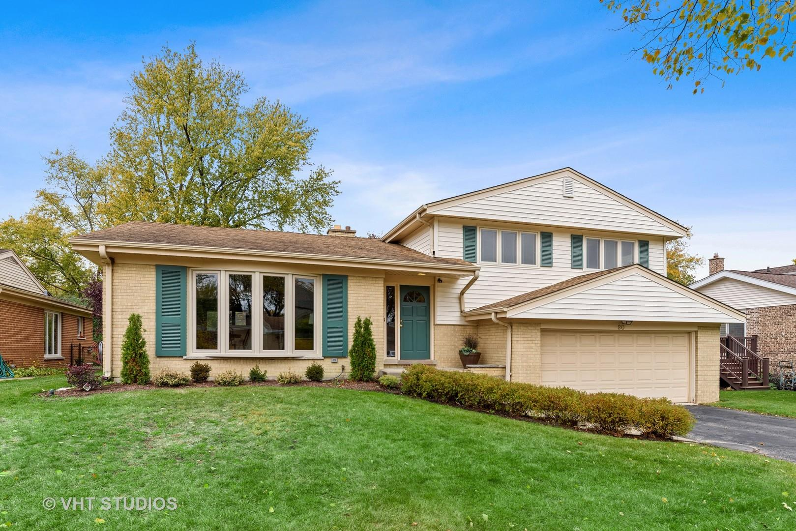 20 N Rammer Avenue, Arlington Heights, IL 60004 - #: 10937671