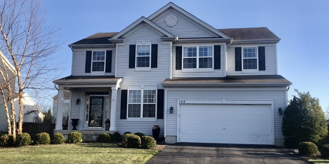 142 Meadows Drive, Gilberts, IL 60136 - #: 11041671