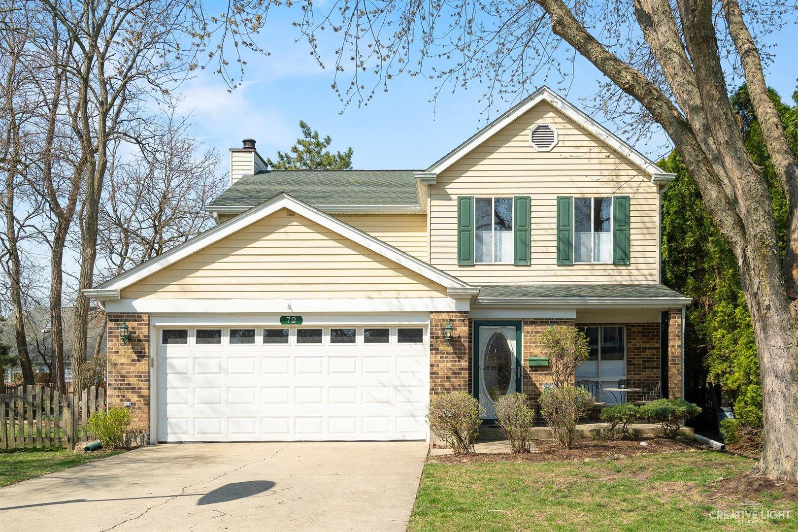 72 Newton Avenue, Glen Ellyn, IL 60137 - #: 10997673