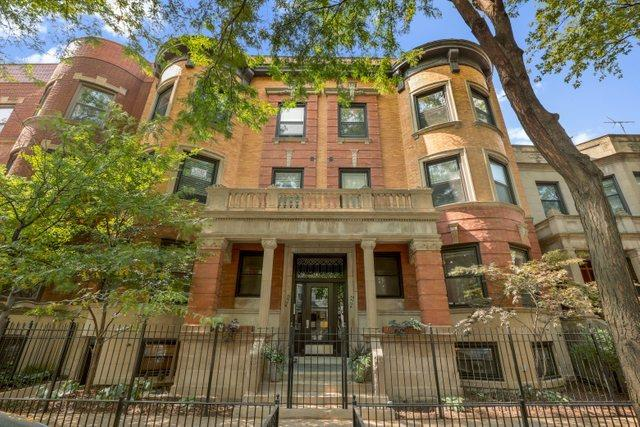 4632 N Kenmore Avenue #1, Chicago, IL 60640 - #: 10878674