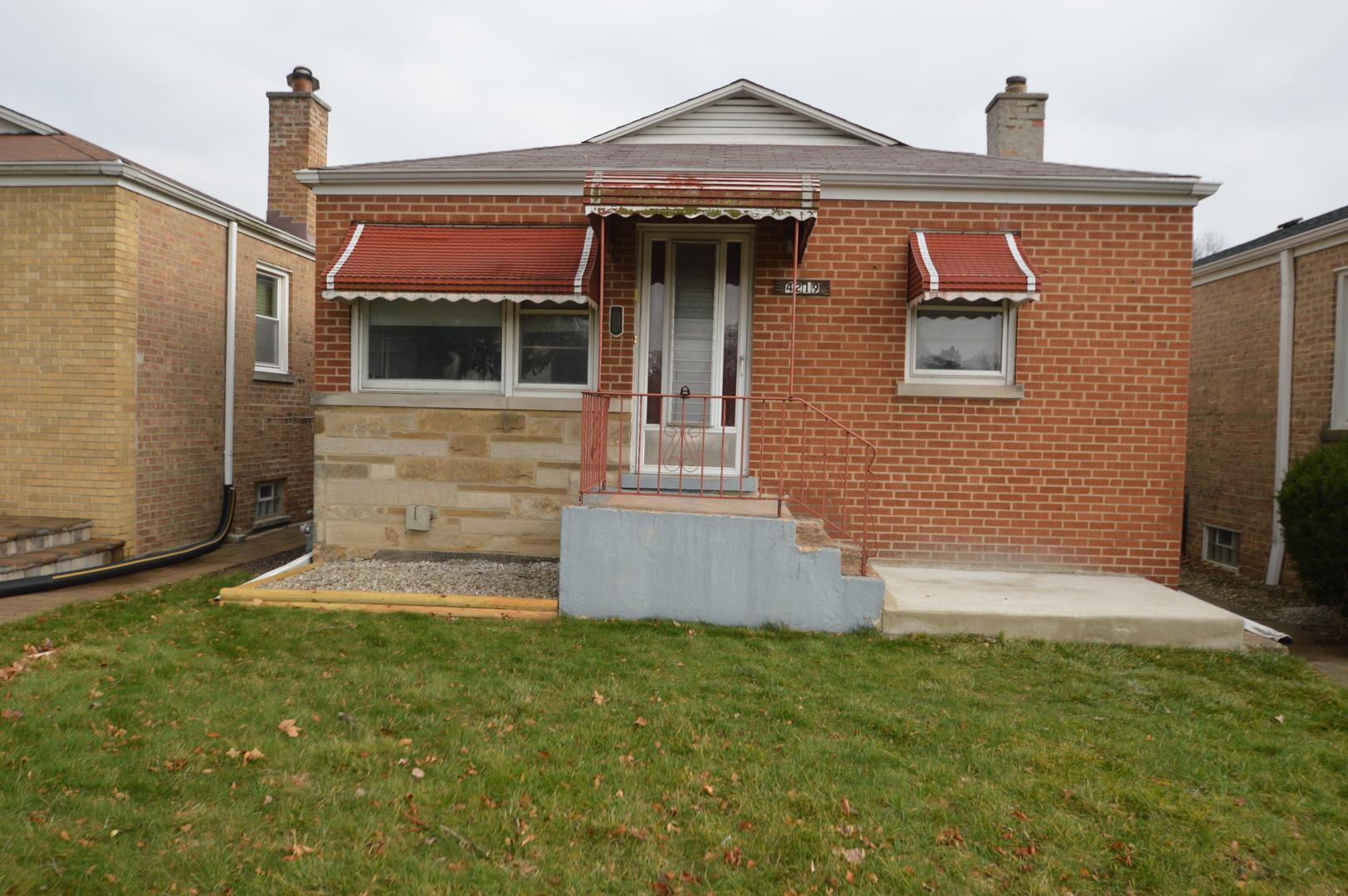 4219 East Avenue, Stickney, IL 60402 - #: 10939674