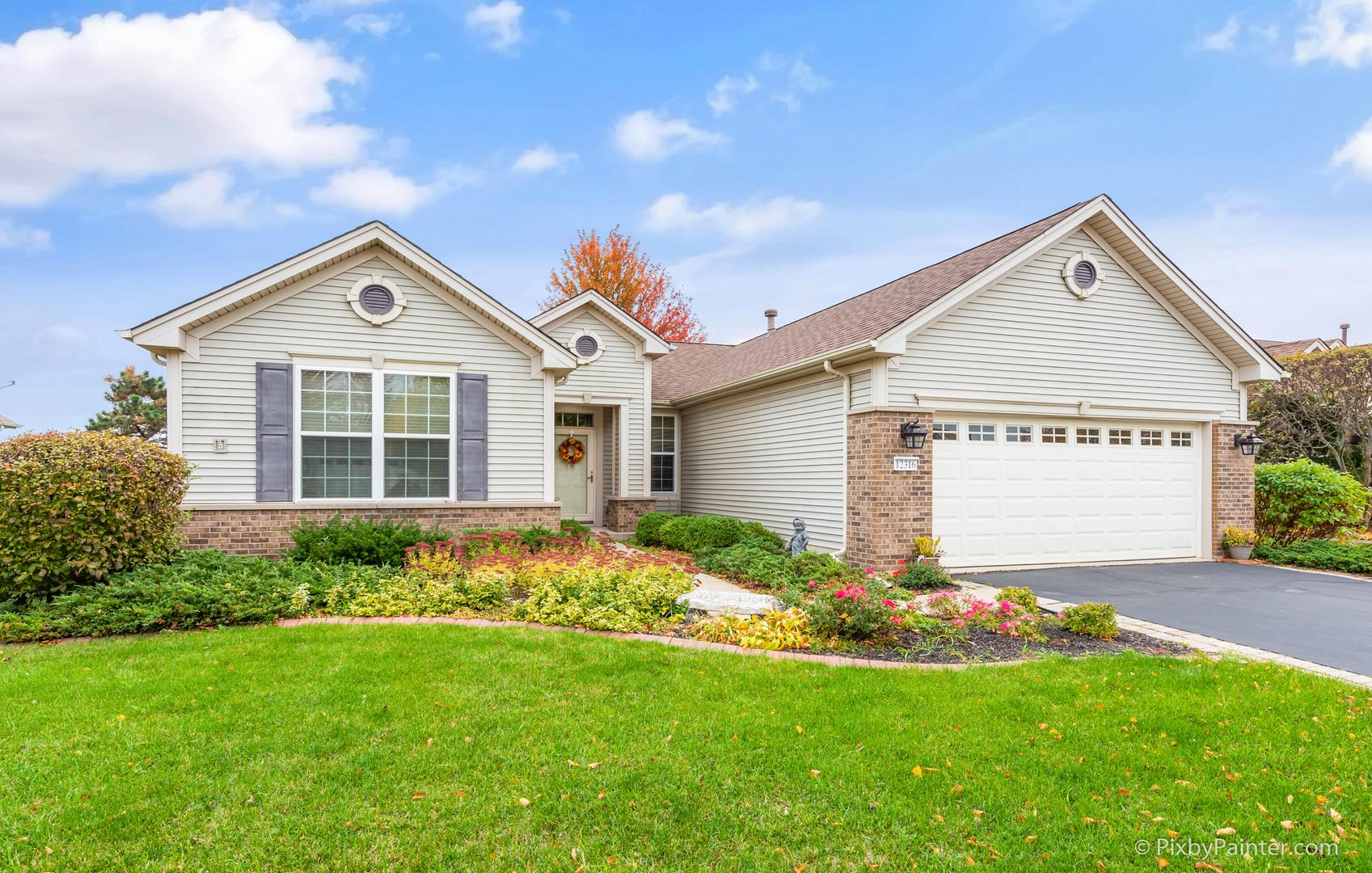 12316 Hickory Court, Huntley, IL 60142 - #: 10913675