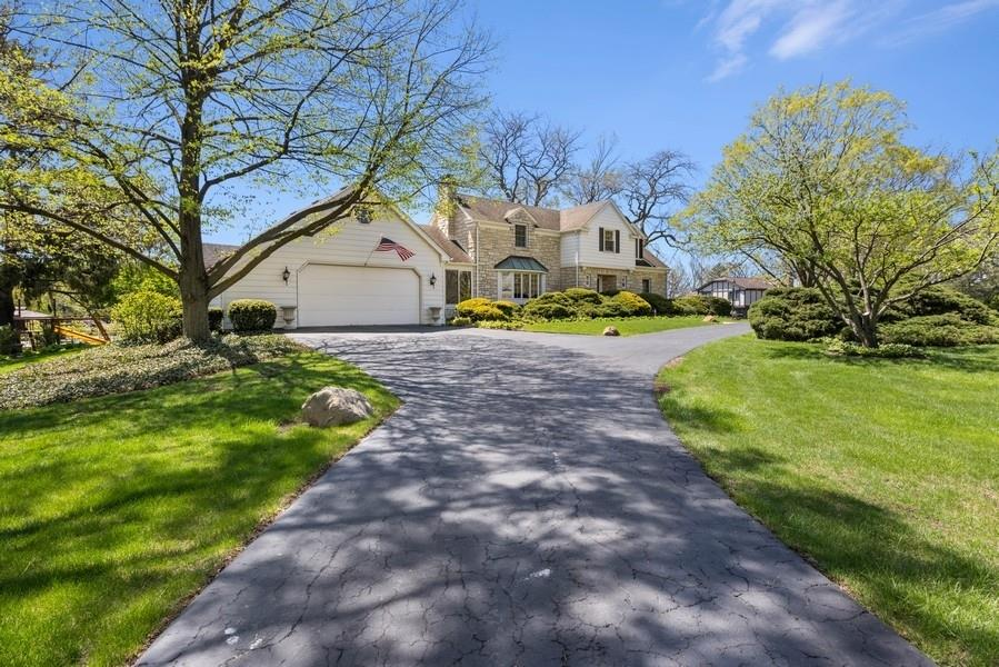 73 Deer Path Trail, Burr Ridge, IL 60527 - #: 11070676