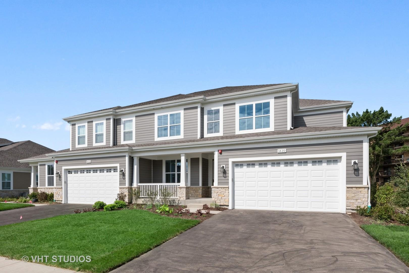 1610 Provenance Way, Northbrook, IL 60062 - #: 10712677