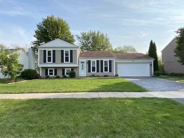 740 Cypress Lane, Carol Stream, IL 60188 - #: 10885677