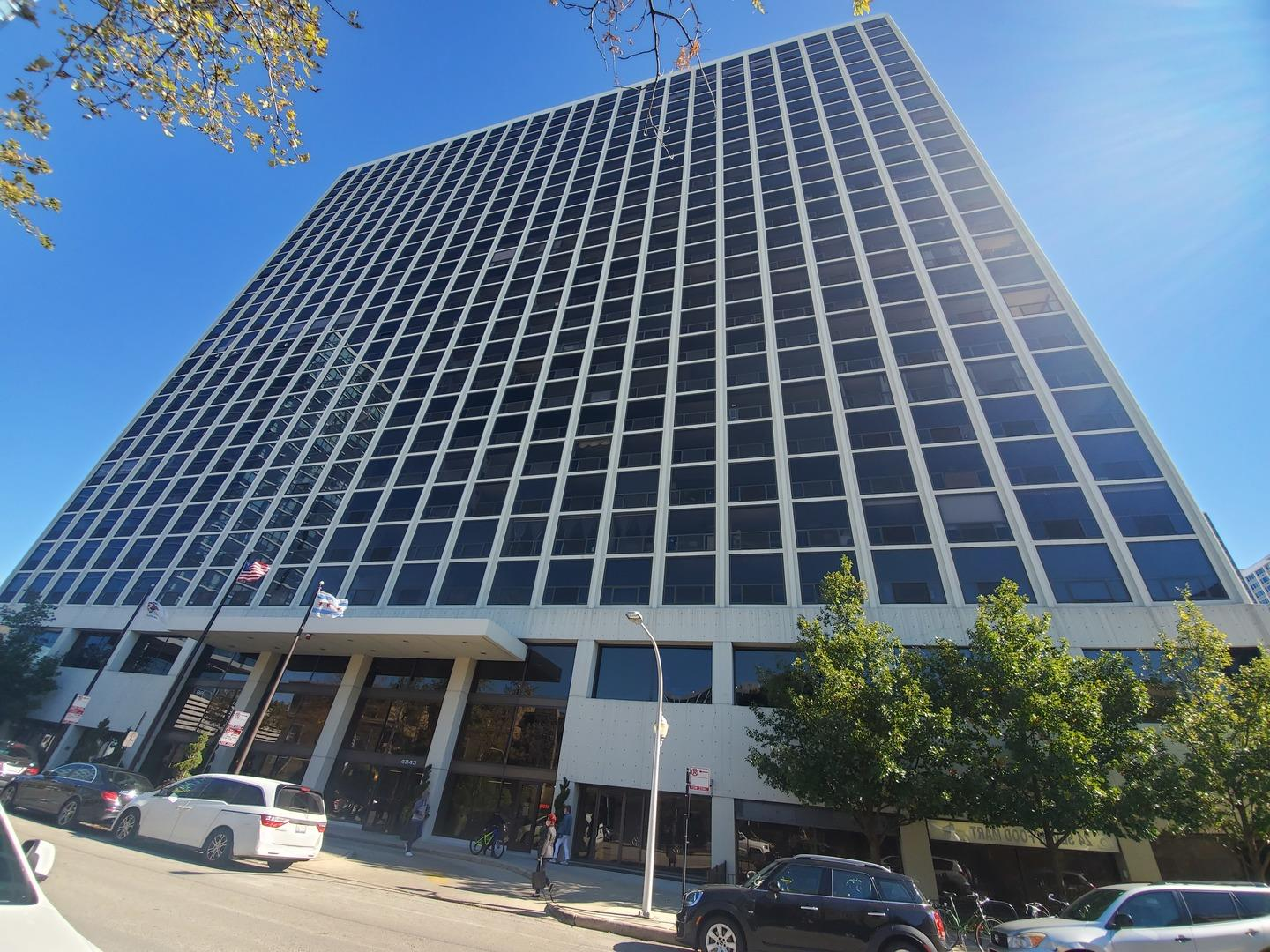 4343 N Clarendon Avenue #2605, Chicago, IL 60613 - #: 11035678