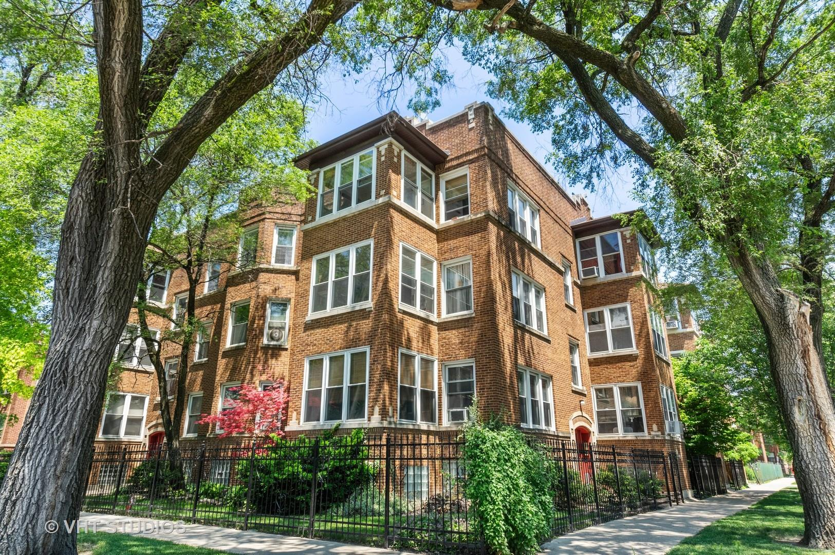 3322 W Sunnyside Avenue #2, Chicago, IL 60625 - #: 10830679