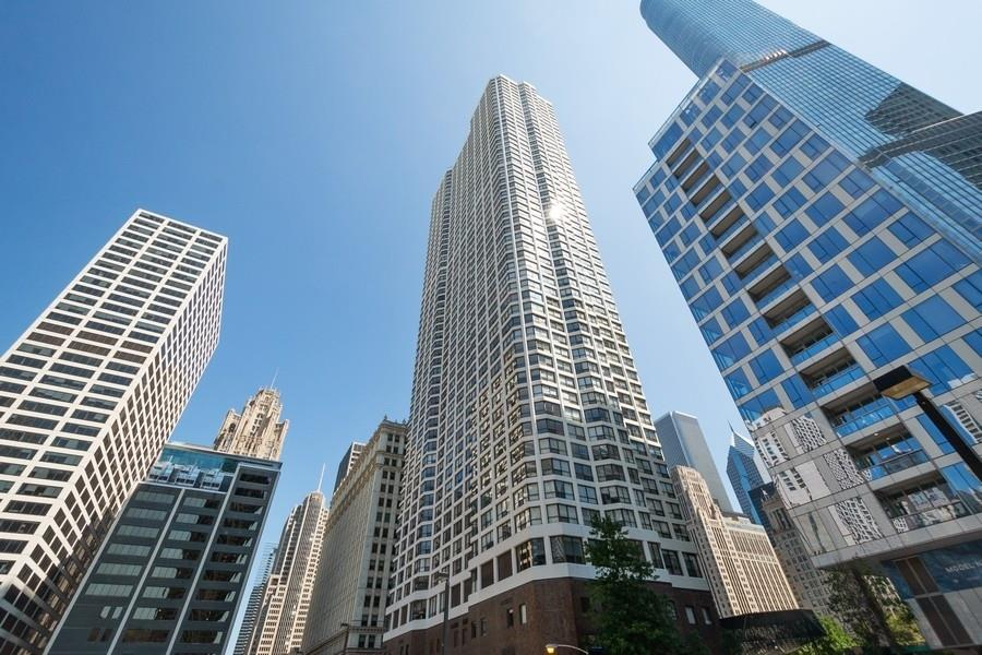 405 N Wabash Avenue #3504, Chicago, IL 60611 - #: 10930679