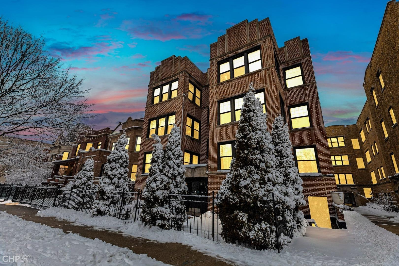 2808 W Logan Boulevard #3E, Chicago, IL 60647 - #: 10981679