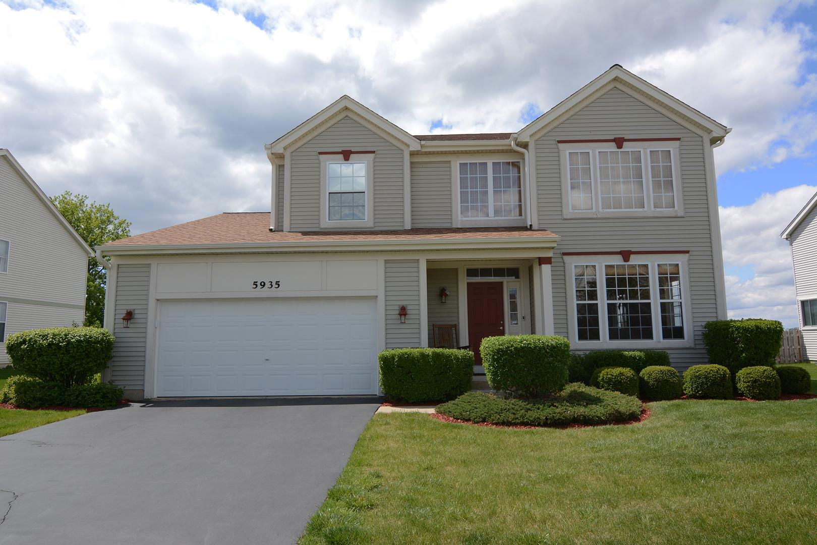 5935 Lucerne Lane, Lake in the Hills, IL 60156 - #: 11079679