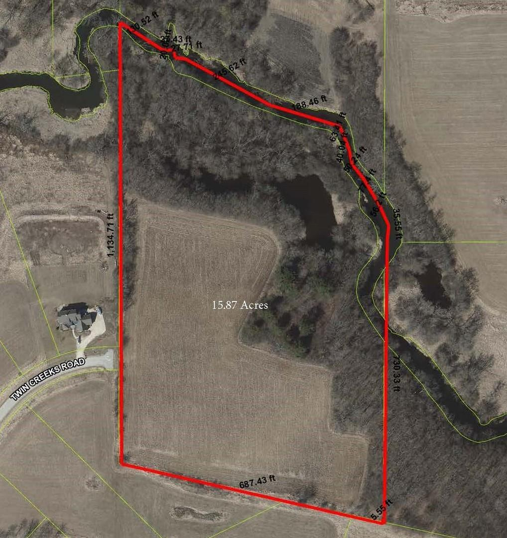 15 acres Twin Creeks Road, Woodstock, IL 60098 - #: 10531682