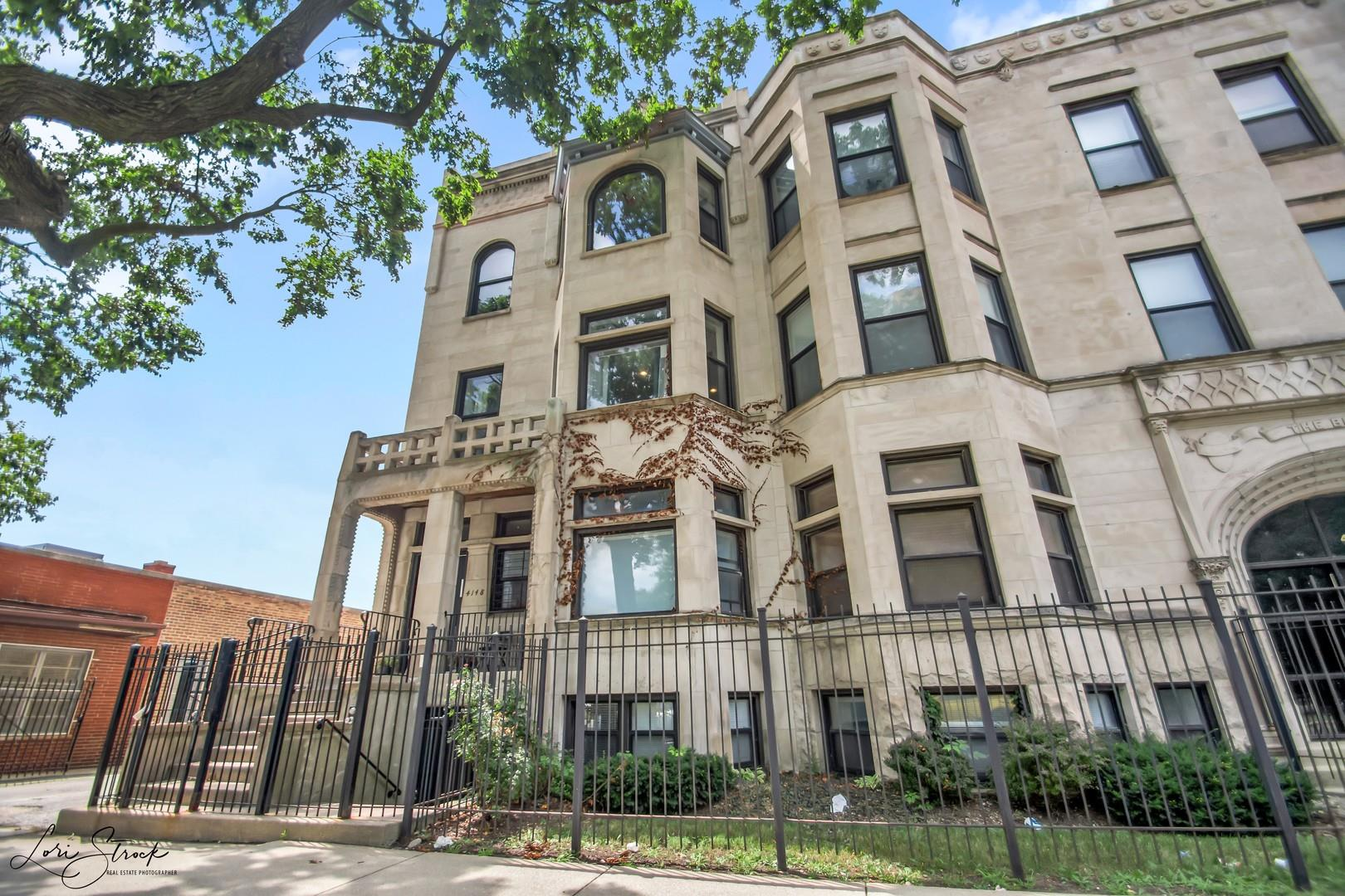 4148 S King Drive #2, Chicago, IL 60653 - #: 10805682