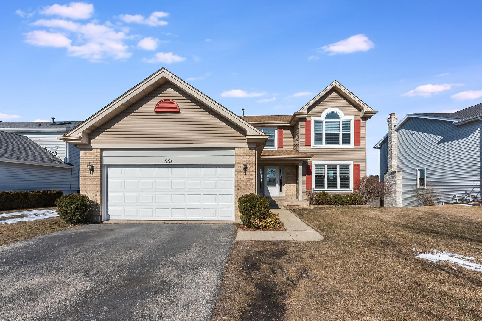 551 Farmhill Circle, Wauconda, IL 60084 - #: 10593683