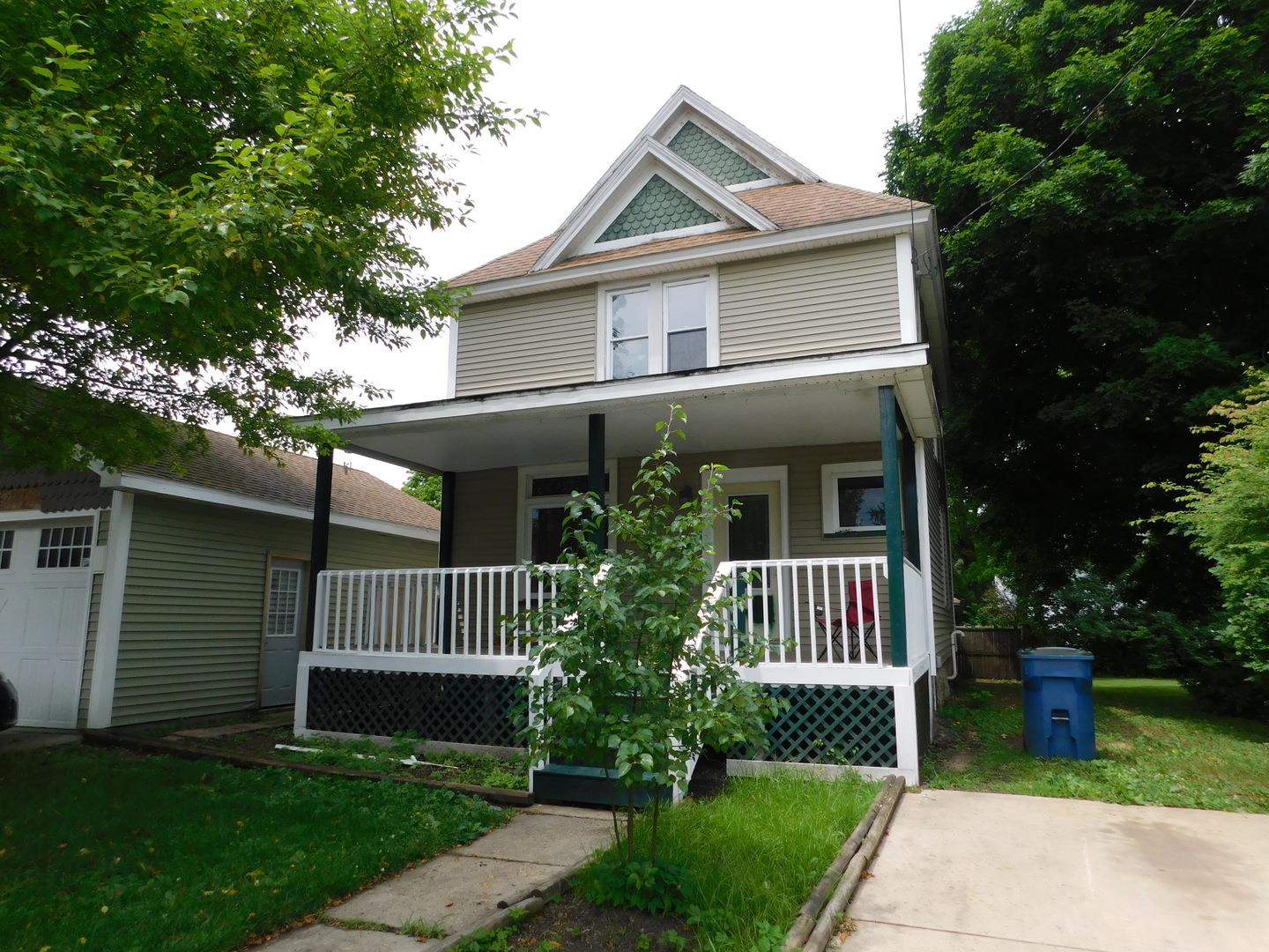 312 S East Street, Earlville, IL 60518 - #: 10762683