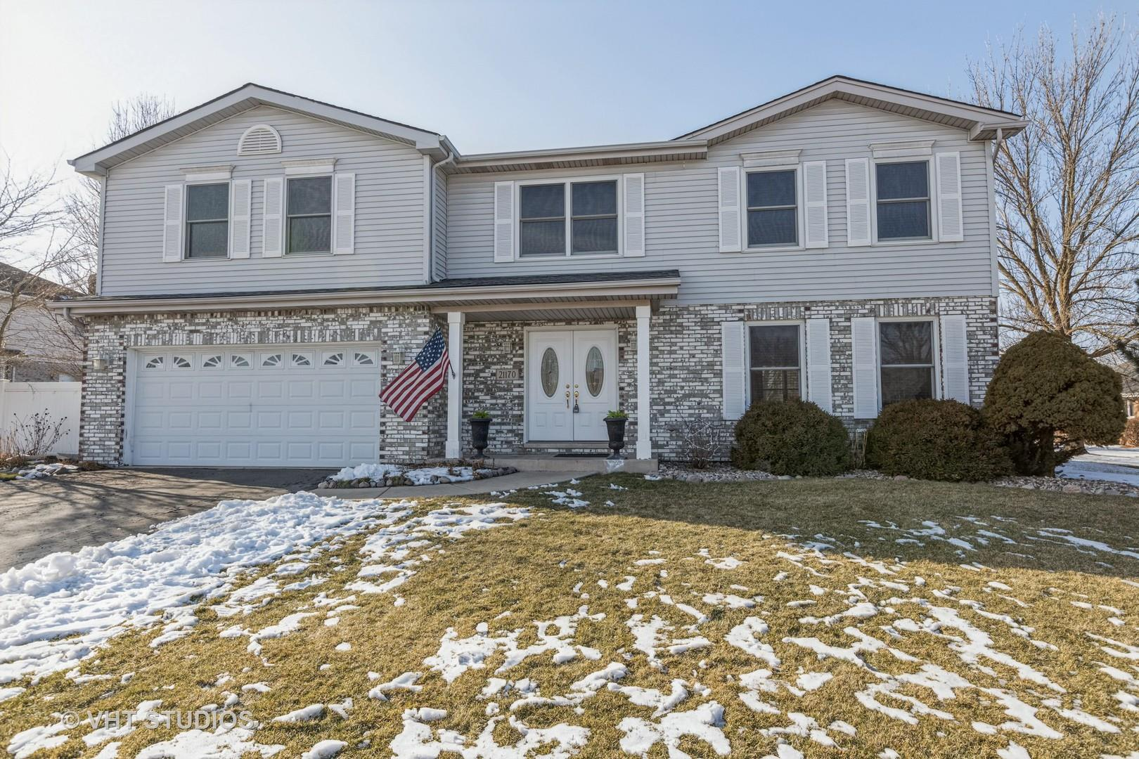 21170 Deerpath Road, Frankfort, IL 60423 - #: 10969683