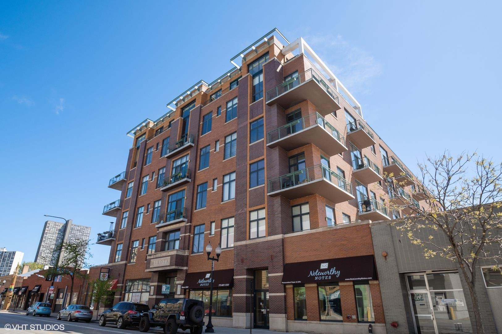 3631 N Halsted Street #502, Chicago, IL 60613 - #: 11124685