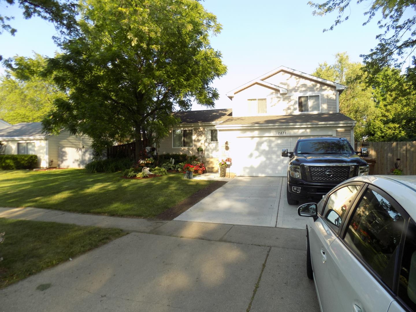 2071 Oriole Lane, Glendale Heights, IL 60139 - #: 10750686