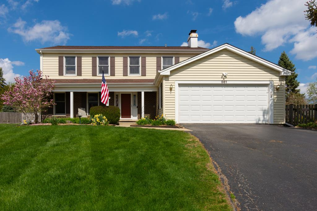 561 Westminster Place, Mundelein, IL 60060 - #: 11072690
