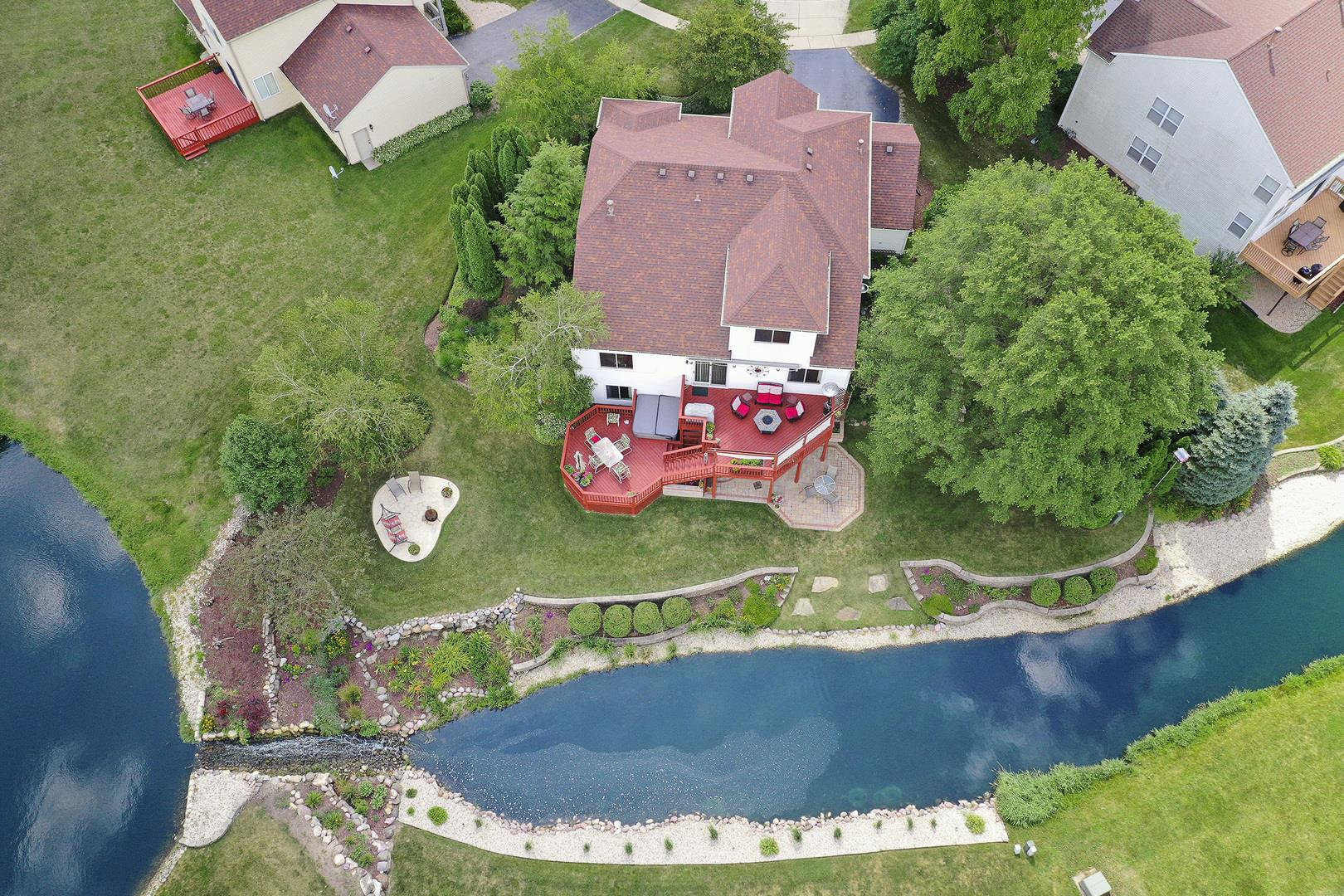2015 Crooked Tree Court, McHenry, IL 60050 - #: 10787691