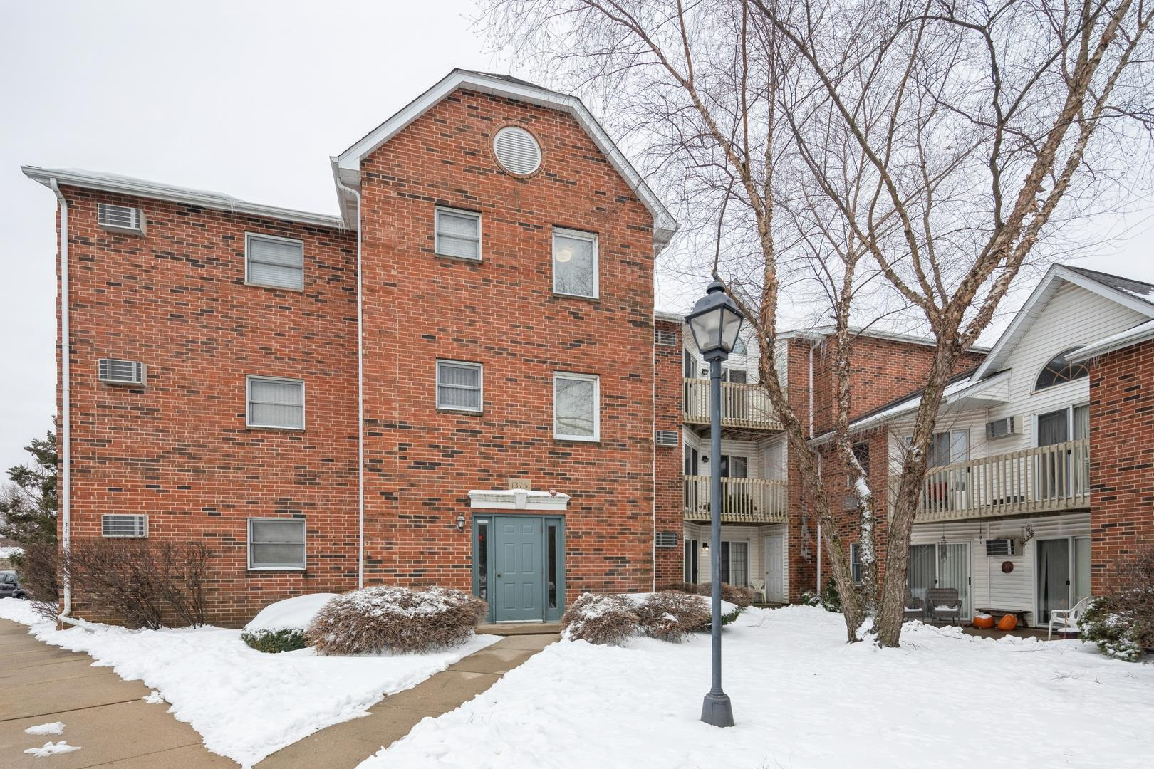 1375 Cunat Court #2D, Lake in the Hills, IL 60156 - #: 10966692