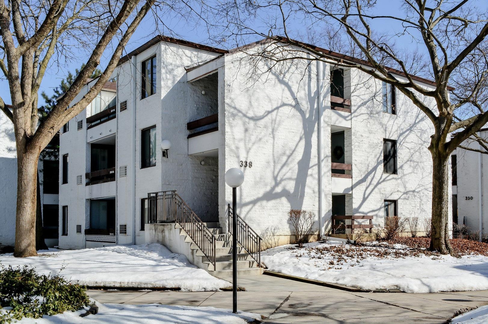 338 W Miner Street #3A, Arlington Heights, IL 60005 - #: 11030693