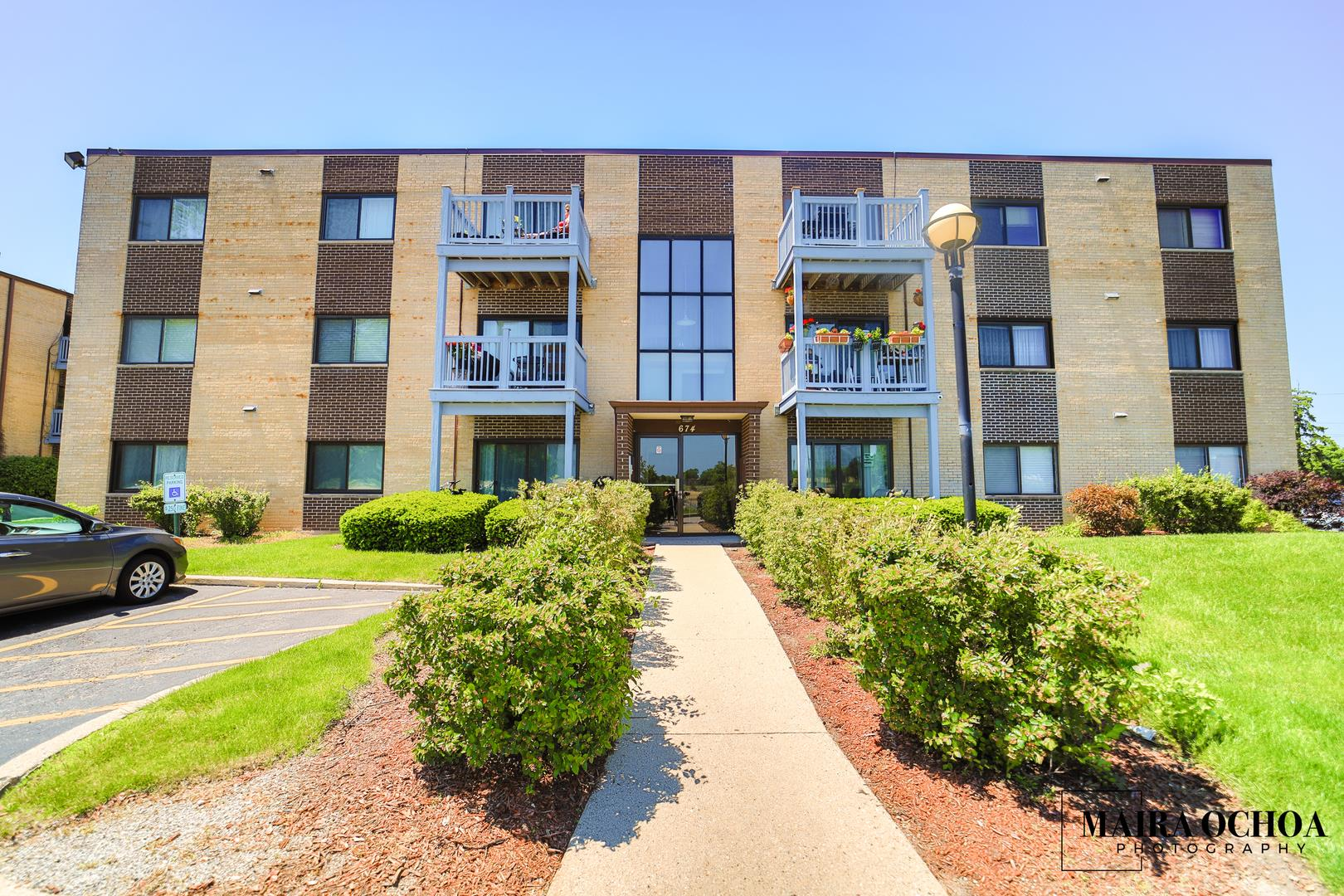 674 Pinecrest Drive #202, Prospect Heights, IL 60070 - #: 10884694