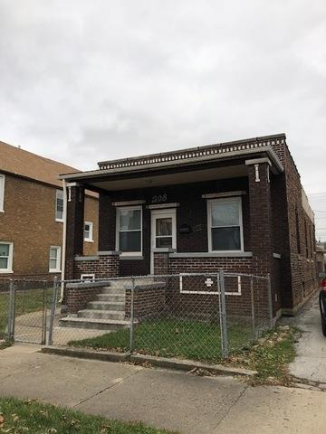 208 E 23rd Street, Chicago Heights, IL 60411 - #: 10947695
