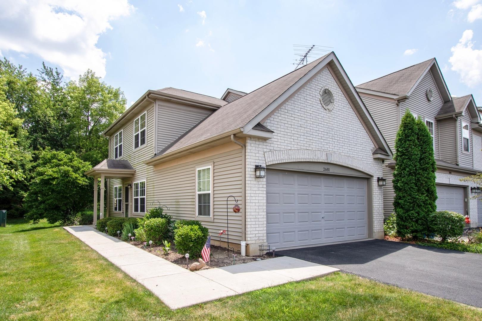 2681 Granite Court #42-2681-A, Crystal Lake, IL 60012 - #: 10773697