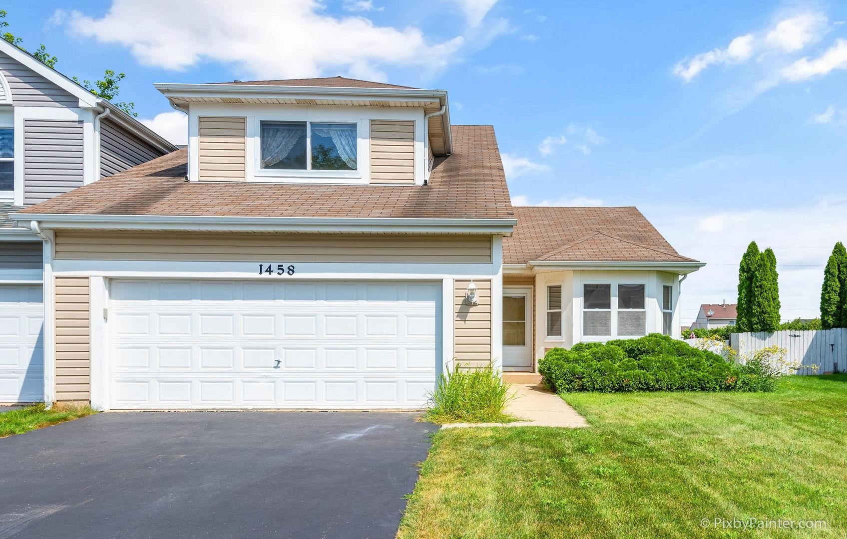 1458 N Pembroke Drive, South Elgin, IL 60177 - #: 10810699